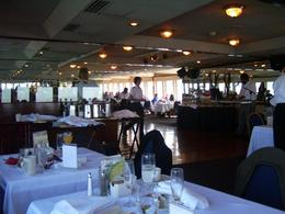 Another view of the middle deck aboard the cruise ship. Try their famous cocktail, mm, mm, mm!, Mandy D - October 2007