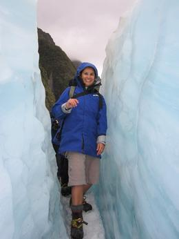 Photo of Franz Josef & Fox Glacier Small-Group Franz Josef Glacier Walk Myself