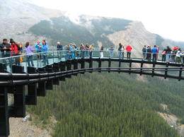 Photo of Calgary Rocky Mountains Tour: Calgary to Jasper Newly opened Skywalk