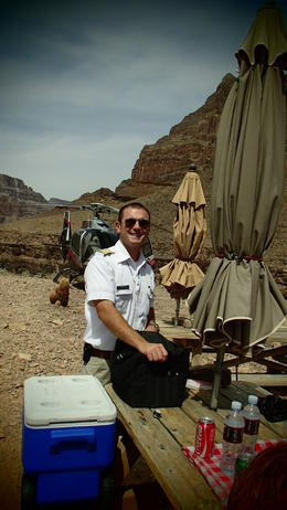 Photo of Las Vegas Grand Canyon Helicopter Tour from Las Vegas Our Pilot