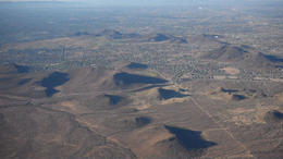 Such great views of the desert! - February 2012
