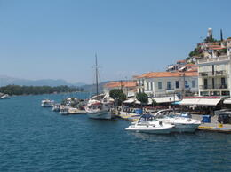 Photo of Athens Hydra, Poros and Egina Day Cruise from Athens Poros Boats