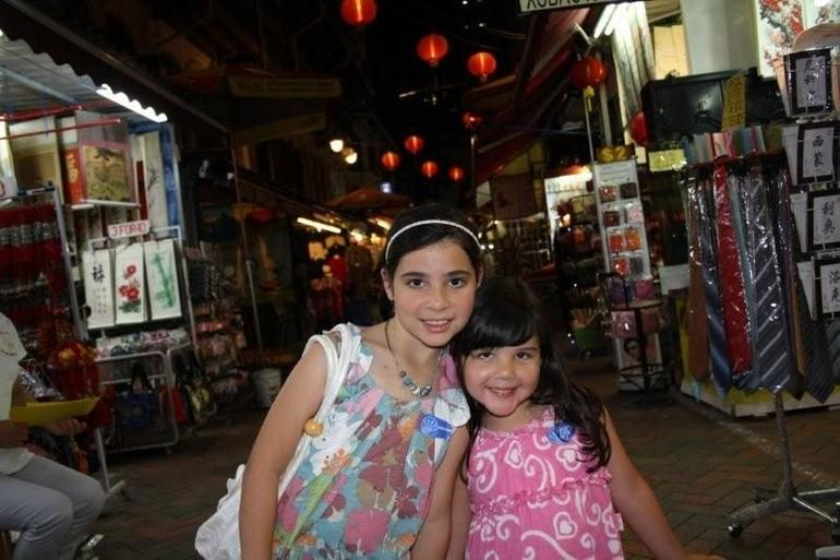 Shopping in Chinatown - Singapore - Singapore