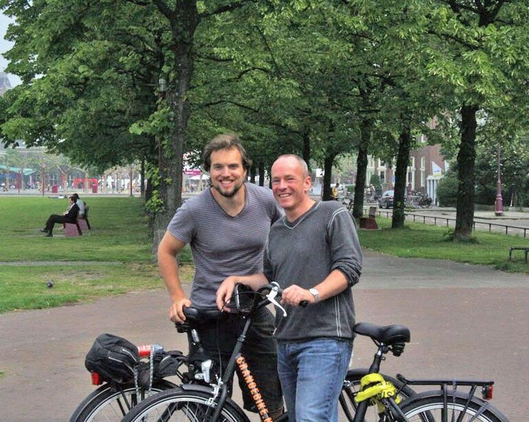 The Amsterdam Historical City Bike Tour - Amsterdam