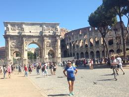 Photo of Rome Rome Super Saver: Colosseum and Ancient Rome with Best of Rome Afternoon Walking Tour UTTERLY AMAZING