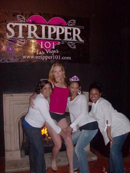 Photo of Las Vegas Stripper 101 at Planet Hollywood Resort and Casino BFF's With Our Trainer