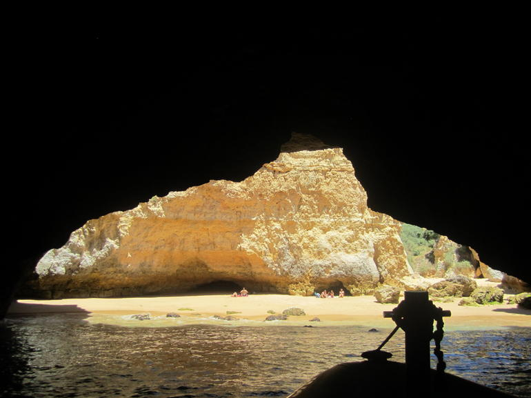 Caves off Albufeira 2 - The Algarve