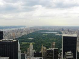 The view of Central Park is spectacular from up here! , jtho73 - July 2011
