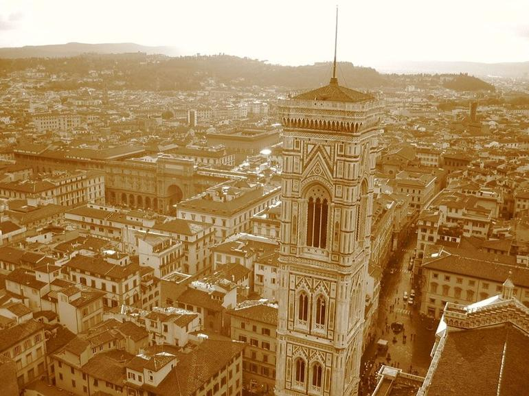 Florence in Sepia - Florence