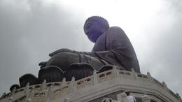 Giant Buddha , Colleen G - October 2012