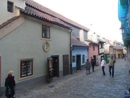 Photo of Prague Prague Castle Walking Tour Golden Alley