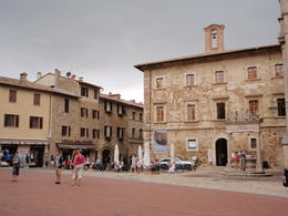 more of the piazza across from the town hall , Tony O C - September 2012