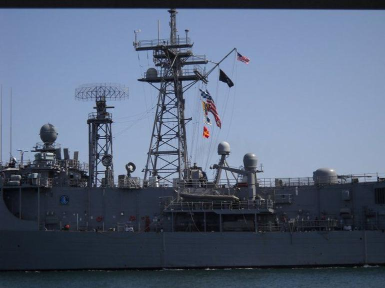 Navy Ships - San Diego