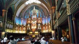 Photo of Montreal Walking Tour of Old Montreal notre dame