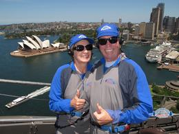 Photo of Sydney Sydney BridgeClimb On Top of the Bridge--27 Nov 2013