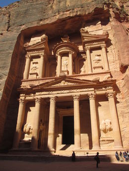 Petra- The treasury , Toney H - July 2015