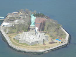 Photo of New York City Big Apple Helicopter Tour of New York statue de la liberté