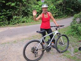 Photo of Singapore Singapore Bike Adventure around Pulau Ubin That's me, kitted out.