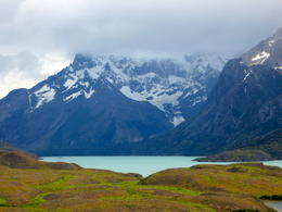 Photo of El Calafate Full Day Tour to the Torres del Paine National Park The colors are incredible