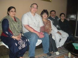 Photo of New Delhi Delhi Cultural Experience: Cook and Eat with a Local Family The Wadhwa Family and Us