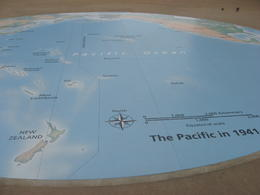 How the Pacific looked in 1941., Bandit - February 2011