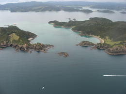 Photo of Bay of Islands Bay of Islands and Hole in the Rock Scenic Helicopter Tour View7