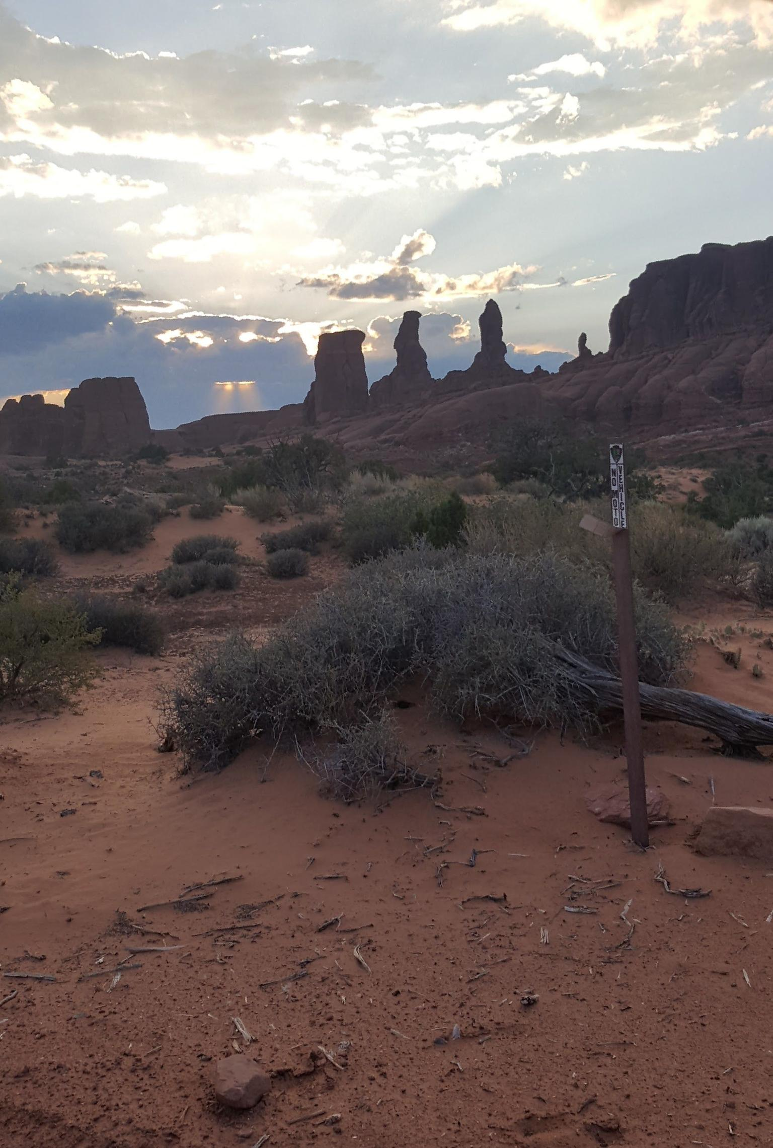 Arches National Park 4x4 Adventure from Moab