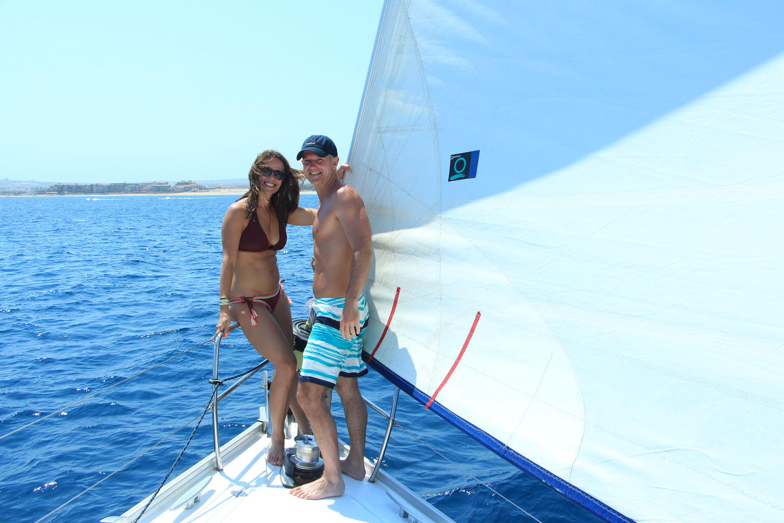 Los Cabos Luxury Sailing, Snorkel and Lunch Cruise