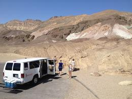 Photo of Las Vegas Small-Group Death Valley National Park Day Trip from Las Vegas Artists Pallet