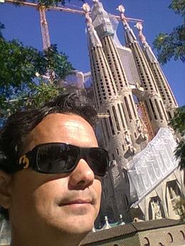 Photo of Barcelona Skip the Line: Barcelona Sagrada Familia Tour Bella giornata!!!! bellissima!!!