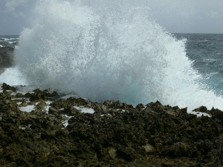Big Wave - Aruba