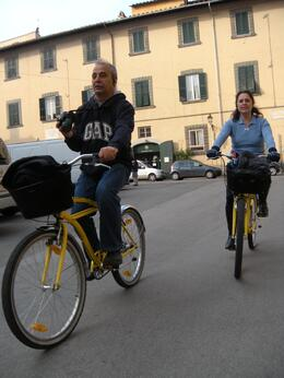 Photo of   Bike in Pisa