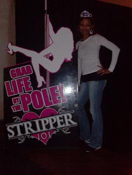 Photo of Las Vegas Stripper 101 at Planet Hollywood Resort and Casino Birthday Girl BFF