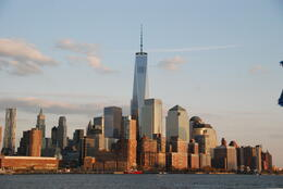 Photo of New York City New York Dinner Cruise City Skyline at sunset