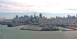 Photo of San Francisco San Francisco Vista Grande Helicopter Tour Downtown San Fransisco