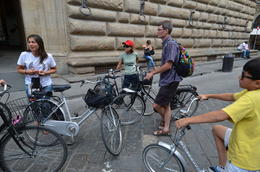 Florence Bike Tour, Jeff - July 2012