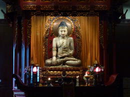 Photo of Shanghai Best of Shanghai Day Tour including Jade Buddha Temple and The Bund Jade Buddah