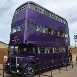 Not everything is indoors - there are some outdoors sets including Privet Drive and the Knight Bus! , Todd R - July 2015