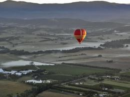 Photo of Melbourne Yarra Valley Balloon Flight at Sunrise Over the Yarra Valley