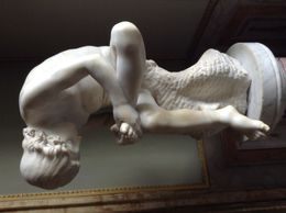 One of the statues in the Borghese gallery. , Sharon M - May 2015