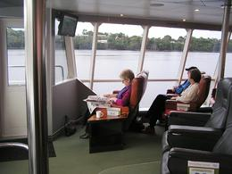 "Photo of Tasmania Gordon River Cruise from Strahan The ""Captain's Table"""