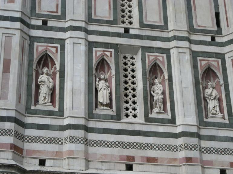 The Duomo Baptistry - Florence