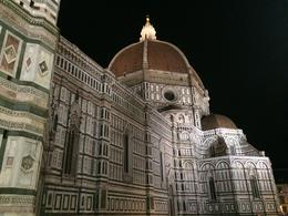 On the tour, one of the places you will see/visit is the beautiful Duomo cathedral. It is extremely ornate and built of pink, white and green marble. Just stunning. , GAIL E - July 2014