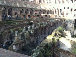 Photo of Rome Skip the Line: Ancient Rome and Colosseum Half-Day Walking Tour The lower level