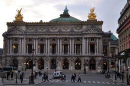 Photo of Paris Seine River Cruise, Paris Illuminations and Dinner on the Champs-Elysees The Opera House