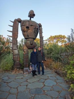 Photo of Tokyo Tokyo Studio Ghibli Museum Afternoon Tour The Peraltas in Studio Ghibli
