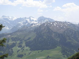 View at the top of Stanserhorn , David R - June 2014