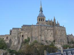 Photo of Paris Mont Saint Michel Day Trip View from the Parking Lot