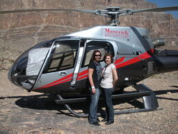 Photo of Las Vegas Grand Canyon Helicopter Tour from Las Vegas With our helicopter