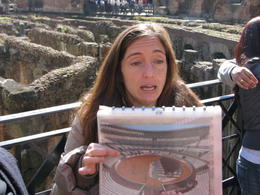 Photo of Rome Skip the Line: Ancient Rome and Colosseum Half-Day Walking Tour Ancient Forum and Coloseum half day tour